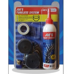 Joe's No Flats Kit Conversione Tubeless Mountain 19-25 Presta