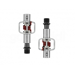 Crankbrothers Pedali Eggbeater 1 - Silver Molla Rossa