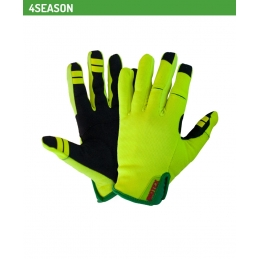 Biotex Guanto Inv. Total Touch Giallo Fluo