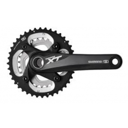 Shimano Guarnitura Mtb Xt Fc-M785 10x2 Black