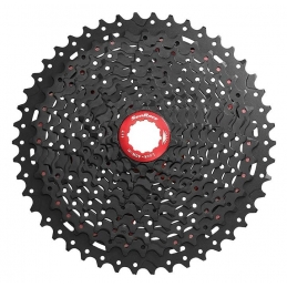 Sunrace Cassetta MTB  MX80 Light Nero (42-50 ALU) 11V