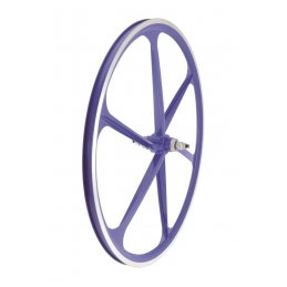 Calibre Ruote a Razze (6) Fixed In Lega Blue