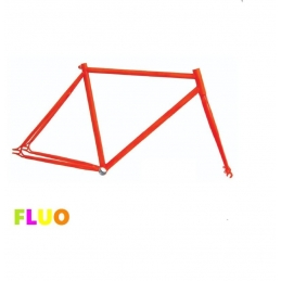 Telai Fixed Calibre Telaio Fixed Arancio Fluo