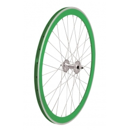 Ruote Fixed Calibre Ruota POST Scatto Fisso Fixed Verde/ Silver 40700VSSKPOST