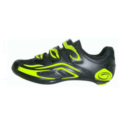 Deko Scarpe Corsa Life Black Yellow Green A02905
