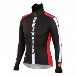 Castelli Jacket Ar Black/Red/White 14509_010