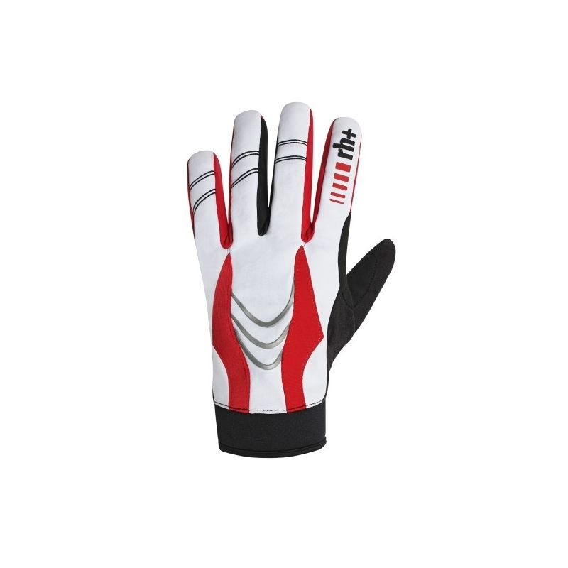 Categorie Zero Rh Guanti Dual Fit Glove White/Red ICX9055_003