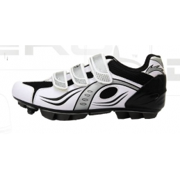 Deko Scarpe Mtb Cliff White/Black/Grey TB01-B805