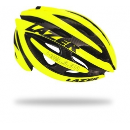 Lazer Helmet Helium Flash Yellow