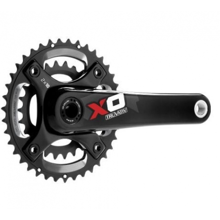Sram Guarnitura X0 36-22 GXP Red