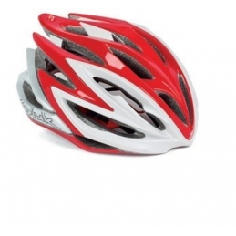 Caschi Spiuk Helmets Dharma Red /White CLDHARMA02