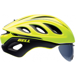 Caschi Bell Helmets Star Pro Shield Yellow Fluo BS060