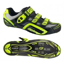 Force Scarpe Corsa Carbon Race Fluo 94019