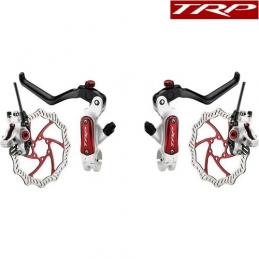 Trp Kit Freni a Disco Dash White/Red