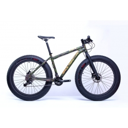 Race Mountain Fat Bike R Fat 8.0 Sram X7