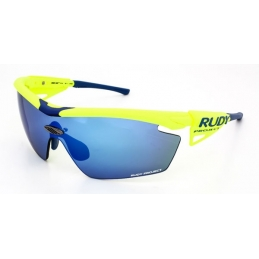 Rudy Project Occhiali Genetyk Racing Pro Yellow Fluo SP113967ORC