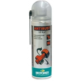 Lubrificanti Motorex Solvente Antiruggine Antirust 500 ML. 11033