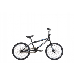 Atala Bici BMX Crime Matt Black/Blue 0115221800