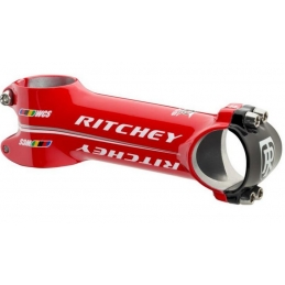 Ritchey Attacco Manubrio Wcs 4 Axis Wet Red