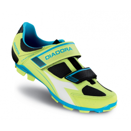 Diadora Scarpe X-Phantom II Lime Punch/Blue Fluo DD122