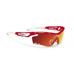 Rudy Project Occhiali Tralyx Red Fluo/Orange SP394025