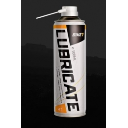 Bike7 Lubrificante Wet 500ML  HLUWET05