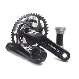 Shimano Guarnitura Mtb Xt Fc-M780 10x3 Black