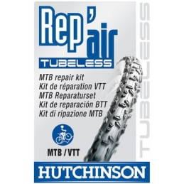 Kit Autoriparanti Hutchinson Rep'Air Tubless
