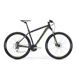 "Merida MTB Big Nine 20-D 29"" Black/Green BIG NINE 20D 2016"