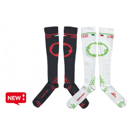 Calze Vento Calzini Compression Black/Red KA/COMBSM