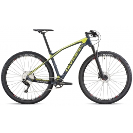 Olympia Bici Mtb Iron - Team 1S Disc Xt Yellow 2017