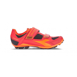 Diadora Scarpe X-Phantom II Racing Red/Red Fluo DD148