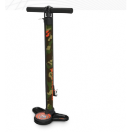 Blackburn Pompa Da Terra Chamber HV 50PSI Camo/Orange BB107