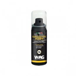 Wag Spray Igienizzante Scarpe Anti-Odori 50 ML 567011440