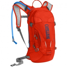 Camelbak Zaino Idrico L.U.X.E. 10L Donna Orange/Blue 2017