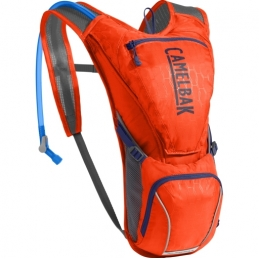 Camelbak Zaino Idrico Aurora 5L Donna Orange/Blue 2017