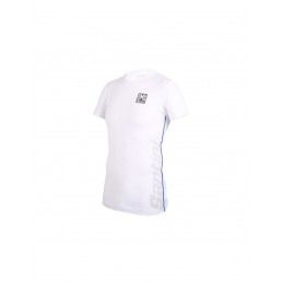 Santini T-Shirt  A2w Training Bianca