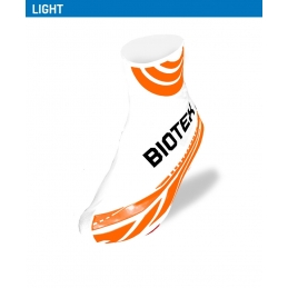 Copriscarpe Biotex Copriscarpe Superlight White/ Orange Fluo 3004
