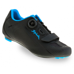 Spiuk Scarpe Road Altube R Black/Blue ZALTR03