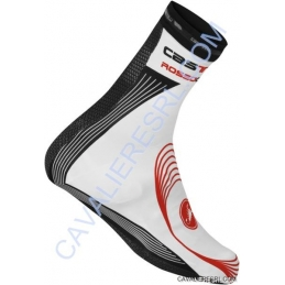 Copriscarpe Castelli Copriscarpa Aero Race Shoecover Bianco 10098_001