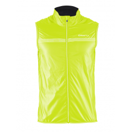 Craf Gilet Antivento Featherlight Giallo Fluo