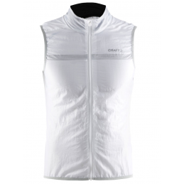 Craft Gilet Antivento Featherlight Bianco 1903291