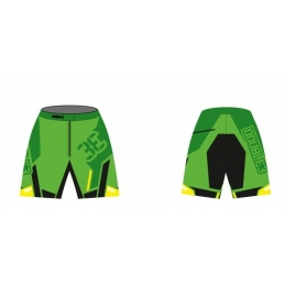 Gist Pantaloncino MTB/Enduro D3 Elements Green 35015