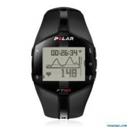 Polar Cardio Ft 80 Black