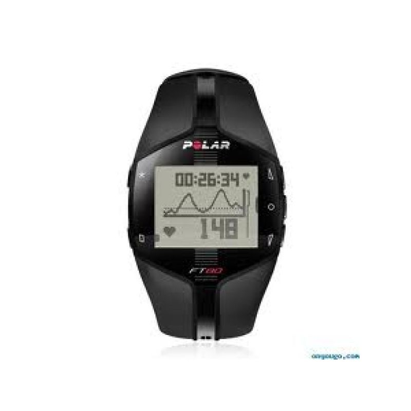 Polar Cardio Ft 80 Black 90032785