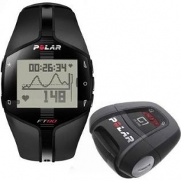 Polar Cardio Ft 80 Gps Black