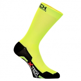 X-Tech Sport Professional Carbon Giallo Fluo