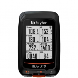 Bryton Ciclocomputer GPS Rider Compatibile Ant+