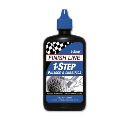 Finish Line 2 In 1 Pulente E Lubrificante A Goccia Da 120 Ml FIN117