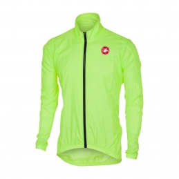 Castelli Antivento Squadra ER Jacket Yellow Fluo 17507_032